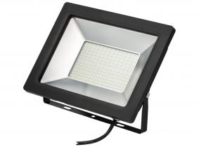 AdLuminis SMD LED Fluter flach 100W 8500 Lumen Alu-Blechgehäuse