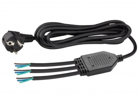 W-Anschlusskabel dreifach für LED Baustrahler