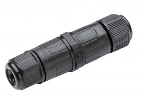 Kabelverbinder 3-adrig für LED Baustrahler