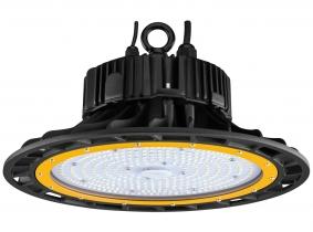 AdLuminis SMD LED Hallenstrahler 150W 20.500 Lumen UFO High Bay schwarz dimmbar